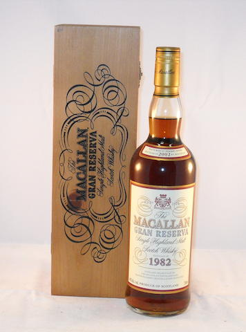 Macallan Gran Reserva 1982- 18 year old (1)