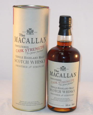 Macallan 1981- 18 year old (1)