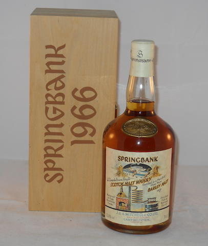 Springbank Local Barley 1966- 31 year old (1)