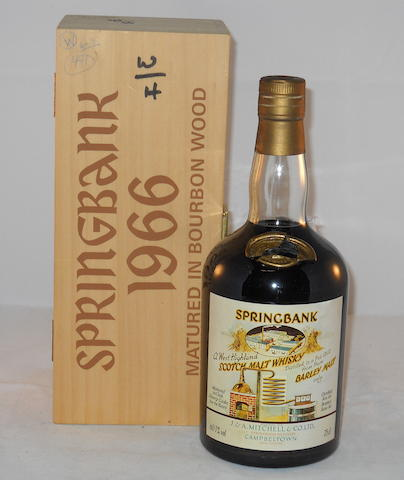 Springbank Local Barley 1966- 24 year old (1)