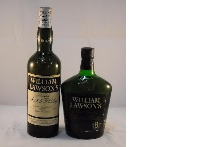 Wm. Lawson's 8 year old (1) <BR /> Wm. Lawson's (1)