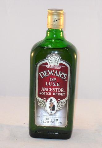 Dewar's Deluxe Ancestor (1)