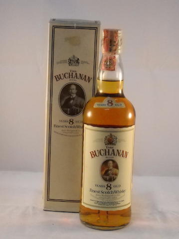 The Buchanan 8 year old (1)