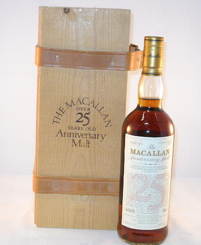 Macallan Anniversary 1971- 25 year old (1)