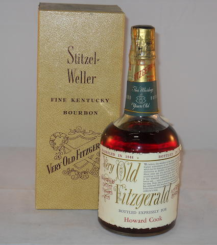 Very Old Fitzgerald 8 year old (1)