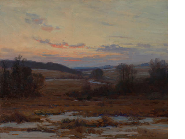 John Frost, Evening (Sunset)
