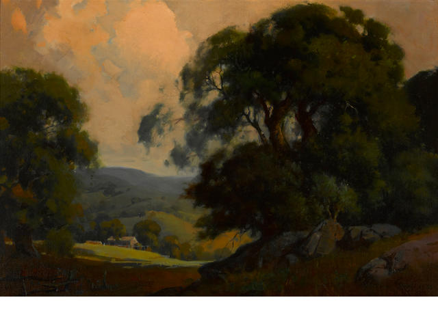 Percy Gray, California Landscape