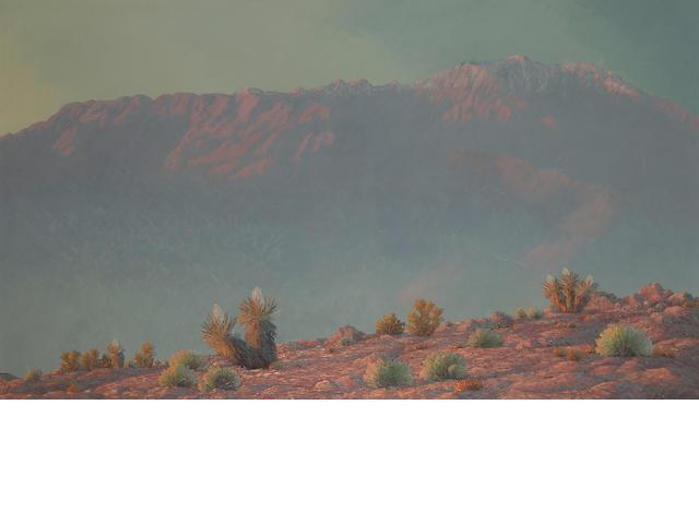 John Hilton, Sacred Mountain