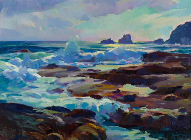 Barse Miller, Afternoon Light, Laguna