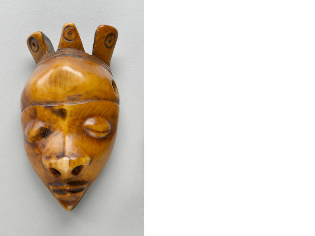 Pende Pendant, Democratic Republic of the Congo