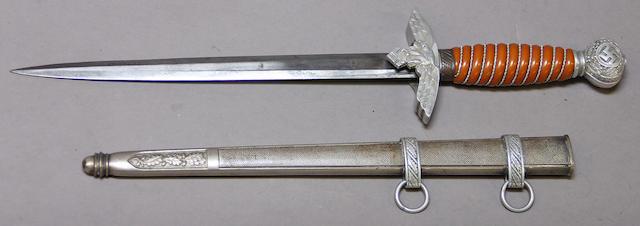 A 2nd Model Luftwaffe dagger by SMF