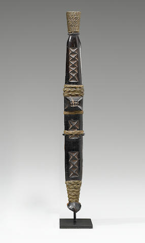 Large Shona Knife, Zimbabwe