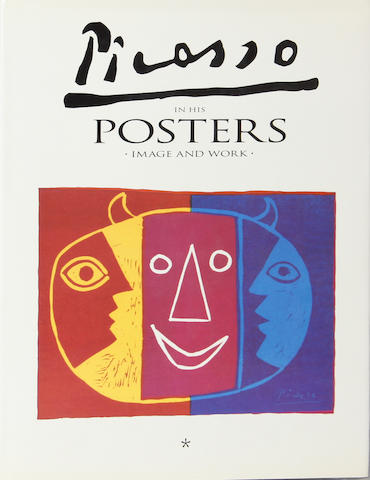 Luis Carlos Rodrigo, Picasso, 4-volume complete catalogue raisonne of the poster;