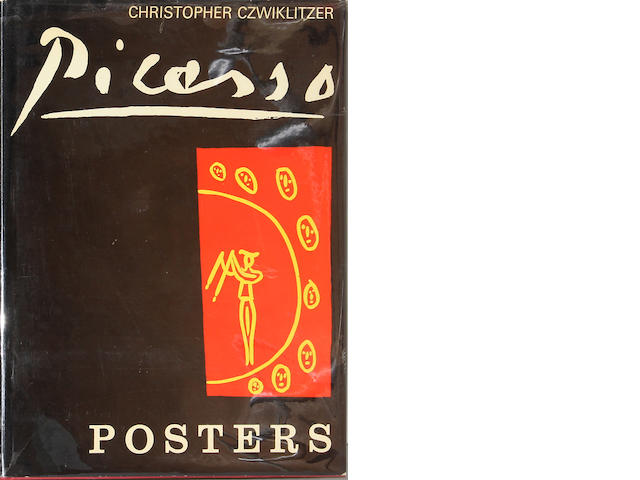 Christopher Czwikliter, Picasso, catalogue raisonne of the poster;
