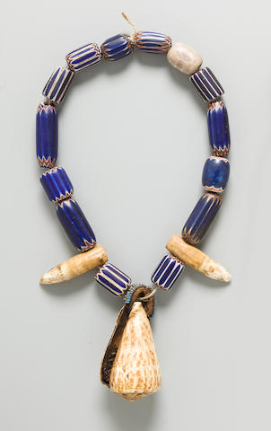 Necklace, Cameroon