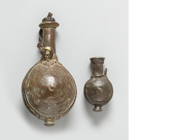 Two Krou Bottles, Ivory Coast