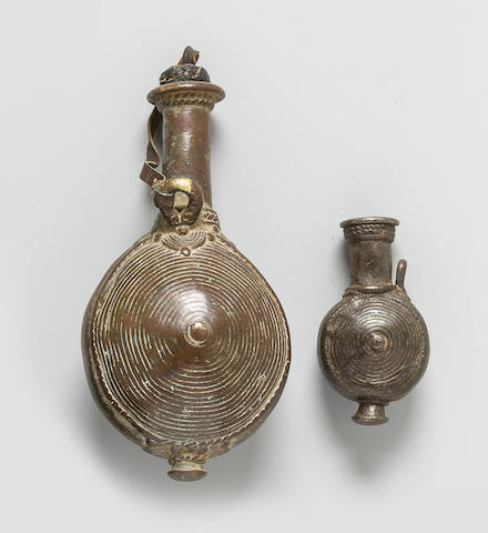 Two Krou Bottles, Ivory Coast