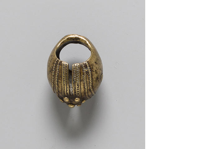 Gurunsi Ring, Burkina Faso