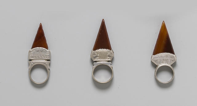 Three Tuareg Rings, Mali