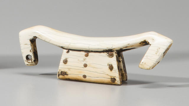 Rare Dinka Headrest, Sudan