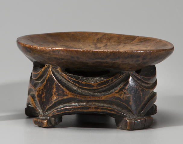 Stool, possibly Cameroon