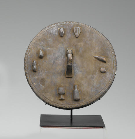 Woyo Proverb Lid, Democratic Republic of the Congo