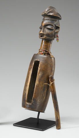 Yaka Slit Drum, Masimba Village, Zone Kenga, Democratic Republic of the Congo