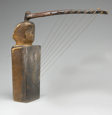 Ngbaka Harp, Democratic Republic of the Congo