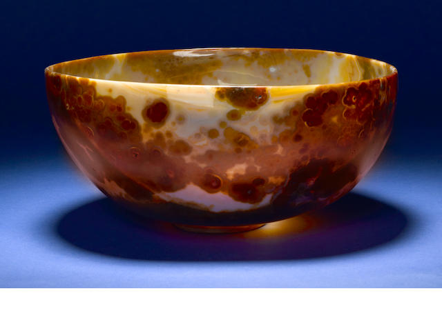 Large Agate bowl
