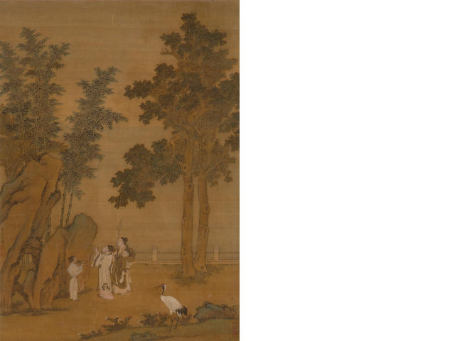 After Qin Ying (19th century)
