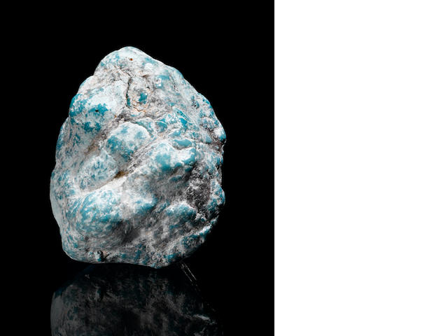 Turquoise Nugget 253 grams, Persia