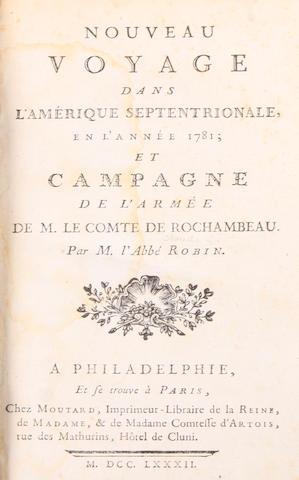 EXPLORATION-AMERICA. 1. RAFN, CHARLES CHRISTIAN. Memoire sur la decouverte de l'amerique au dixieme siecle. Coppenhagen: J.D. Quist, 1843.