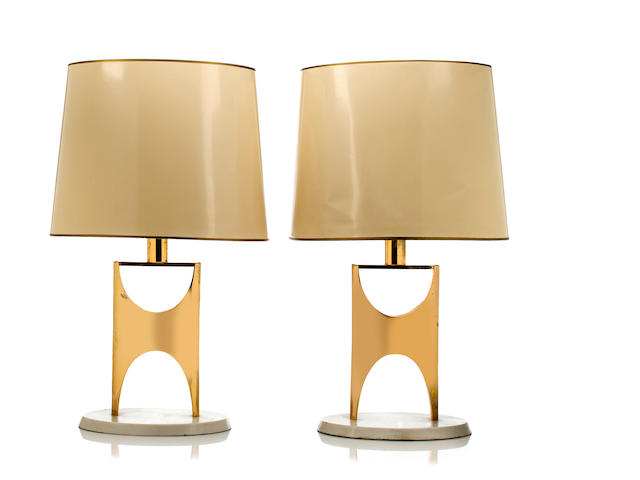 A Pair of Table Lamps