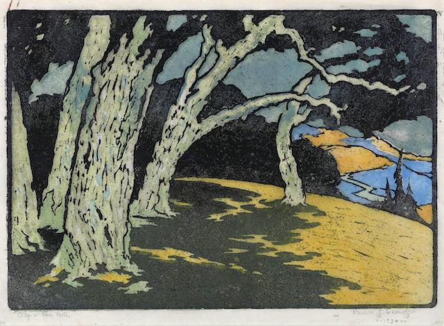 Pedro Joseph Lemos (1882-1954); Top o'The Hill;