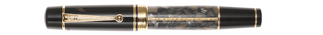 MONTBLANC: Alexandre Dumas Limited Edition Writers Series Fountain Pen