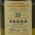 Brora 1975- 20 year old (1)