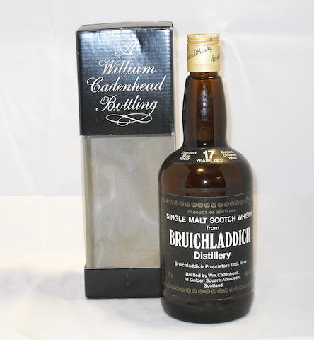 Bruichladdich 1969- 17 year old (1)