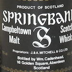 Springbank 1952- 35 year old (1)