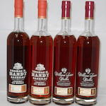 William Larue Weller (2) <BR /> Thomas Handy Rye (1) <BR /> Thomas Handy Rye (1)