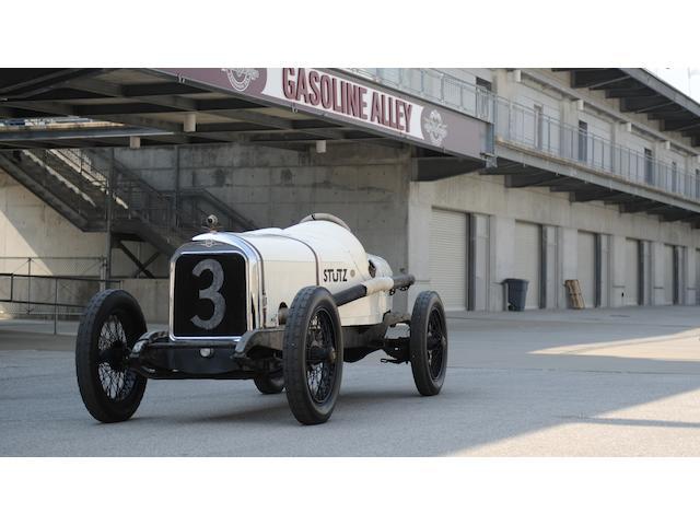 1925 Stutz Series 695H Speedway Six Torpedo Tail Speedster  Engine no. 15358