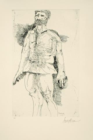 GEHENNA PRESS. SHAKESPEARE, WILLIAM. Titus Andronicus. Northampton, MA: Gehenna Press, 1973.