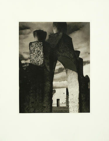 STRAND, PAUL. 1890-1976. The Mexican Portfolio. New York: Da Capo Press, [1967].<BR />