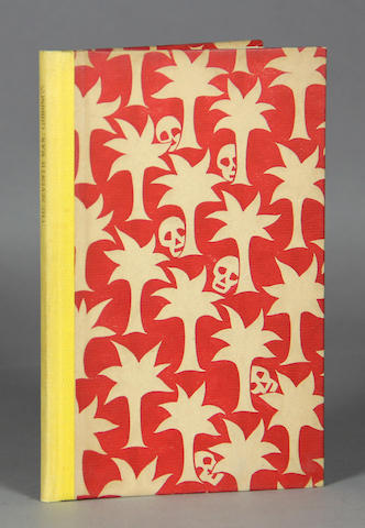 [GOLDEN COCKEREL PRESS.] Gibbings, Robert. The Seventh Man, a True Cannibal Tale of the South Seas. 1930. One of 500.