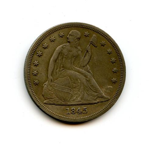 1845 $1