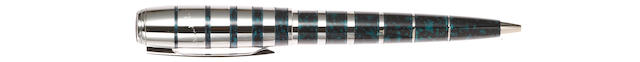 MONTBLANC: George Bernard Shaw Limited Edition Writers Series Ballpoint Pen