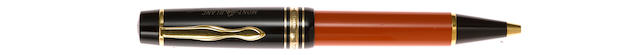 MONTBLANC: Hemingway Limited Edition Writers Series Ballpoint Pen