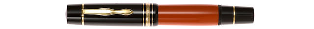 MONTBLANC: Hemingway Limited Edition Writers Series Fountain Pen