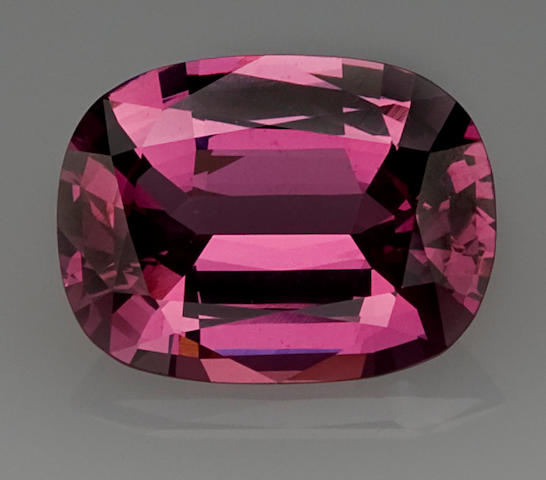 Gem Rose Spinel