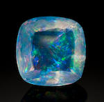 "World-Class Lloviznando Opal—""A Floating Light"" Opal"