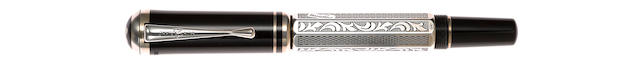 MONTBLANC: Marcel Proust Limited Edition Writers Series Fountain Pen (no box)